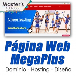 Pagina Web MegaPlus