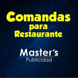 Comandas para Restaurantes