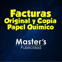 Facturas Media con Original...