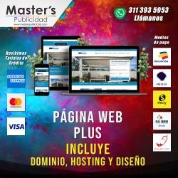 Pagina Web Plus