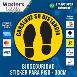 Stickers para piso Circular...